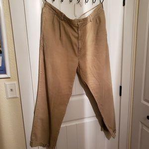 Polo beige corduroy pants